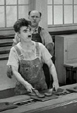 Chaplin at the conveyor